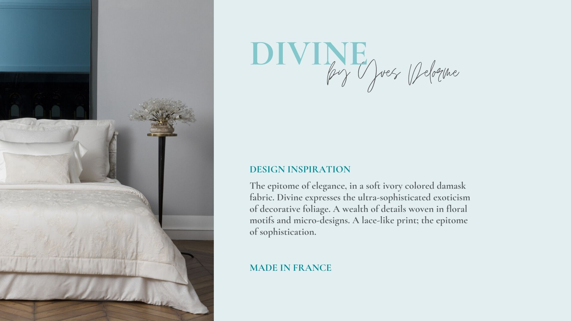 High End Linens Made in France