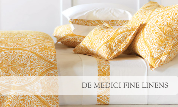 De Medici Fine Linens