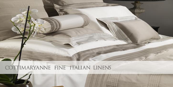 Cottimaryanne Luxury Italian Bedding