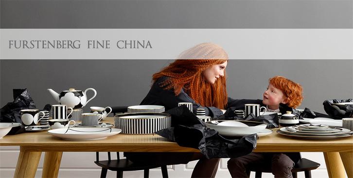 Fine European Dinnerware by Sieger Furstenberg
