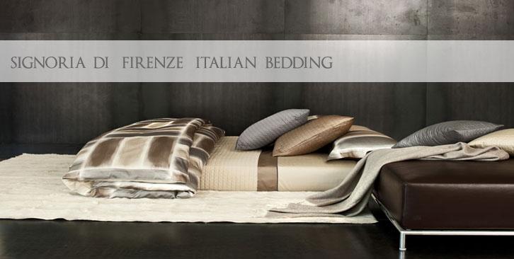 Signoria Di Firenze Luxury Bedspreads
