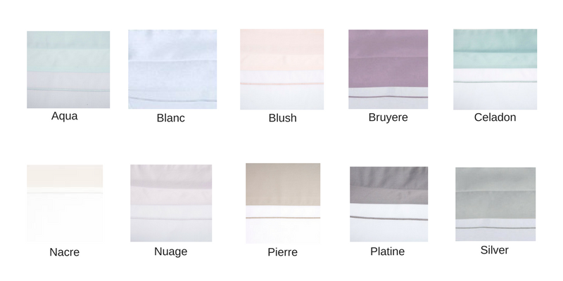 Lutece Bedding By Yves Delorme At Aiko Luxury Linens