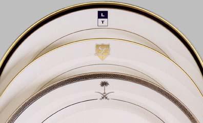 Yacht Jet Custom Dinnerware