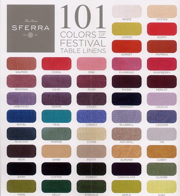 Sferra Festival Napkins and Placemats