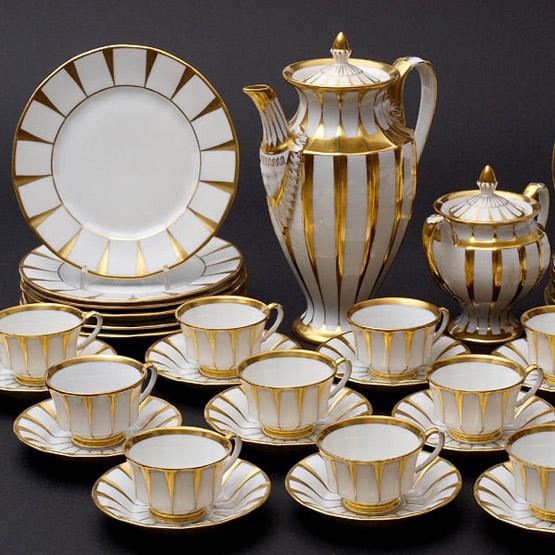 Classic European Dinnerware Greque Athena by Furstenberg