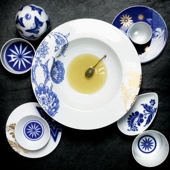 Sieger by Furstenberg Wunderkammer European Dinnerware
