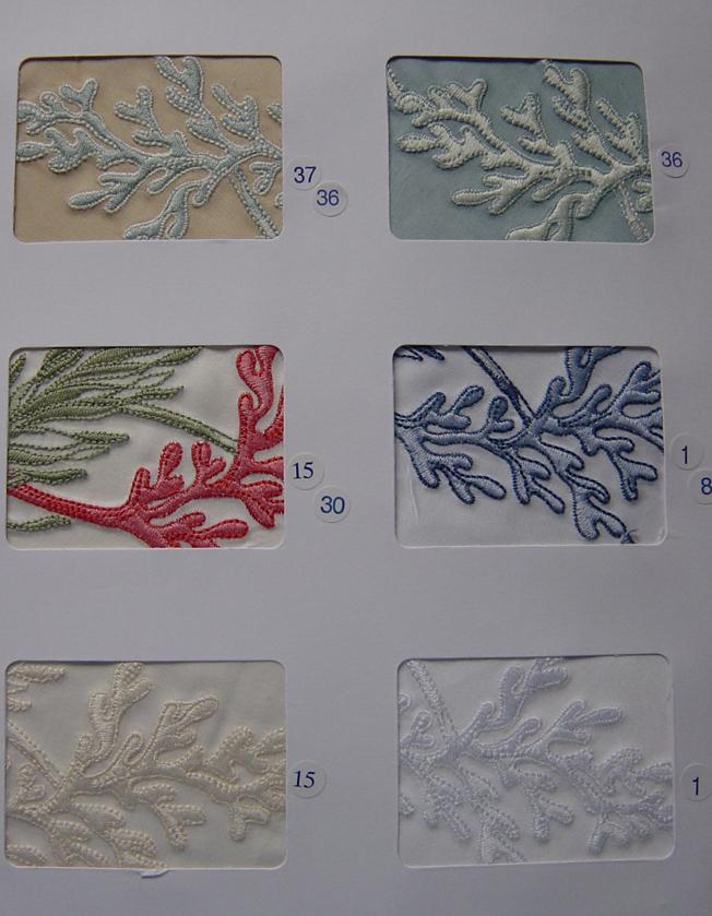 Dea Panarea Embroidery Colors
